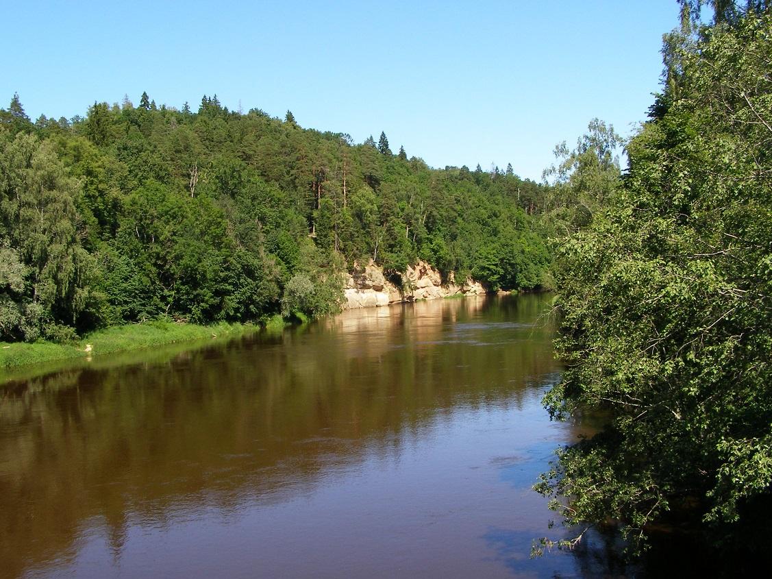 Latvia filming locations - Fixer Latvia - Guaja National Park